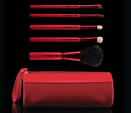 buy it love it blog it review look by bipa make up brushes. Black Bedroom Furniture Sets. Home Design Ideas