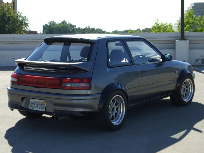 89-94 6th gen Mazda Protege'/323/Familia (BG)