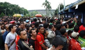 HARGA TIKET PERTANDINGAN INDONESIA VS BELANDA 7 JUNI 2013