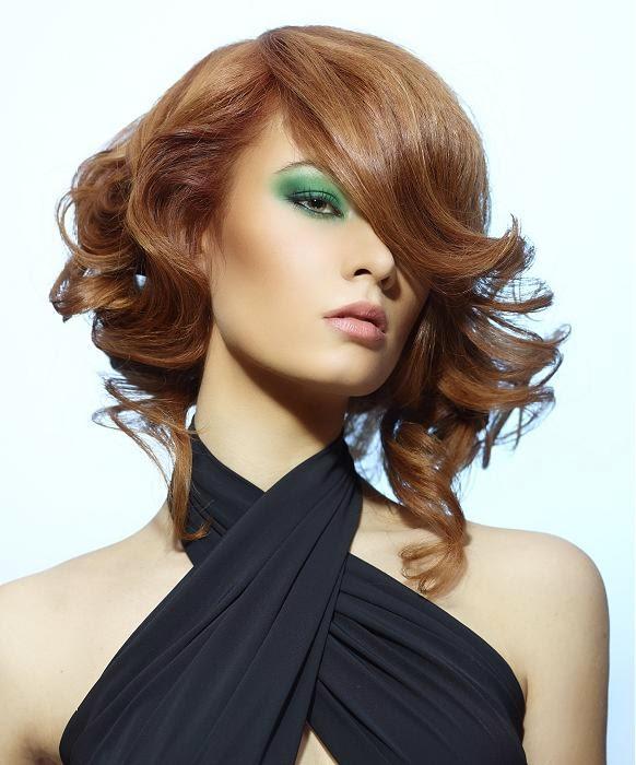 las ltimas tendencias en el satisfacen a todas las mujeresya que prevalecen las ondas para crear los peinados que mas creas conveniente