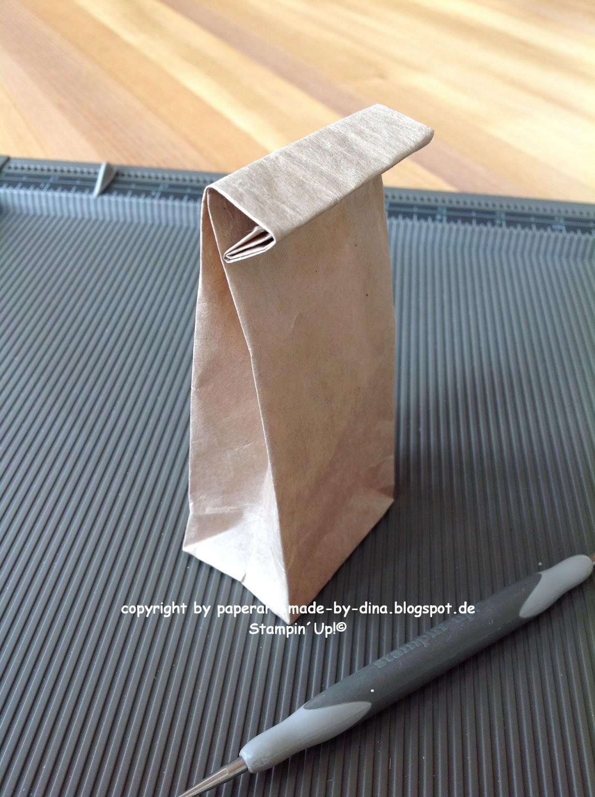 sch nes aus papier handgemacht anleitung zur mini luncht te. Black Bedroom Furniture Sets. Home Design Ideas