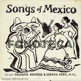 SONGS OF MÉXICO