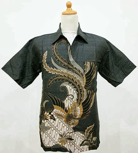 Baju Batik Kantoran Murah Pusat Grosir Baju Batik Modern Baju ...