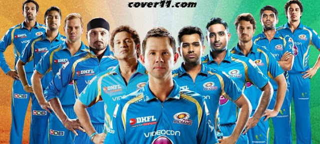 Mumbai Indians Facebook Cover Photos