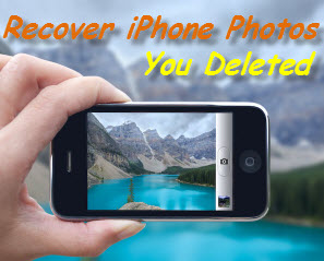 recover deleted photos from iPhone 4s