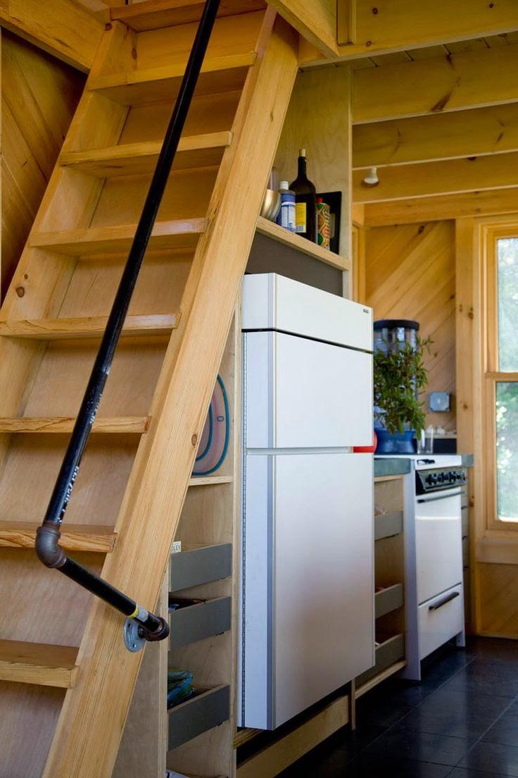 ruang apartemen efisien 2