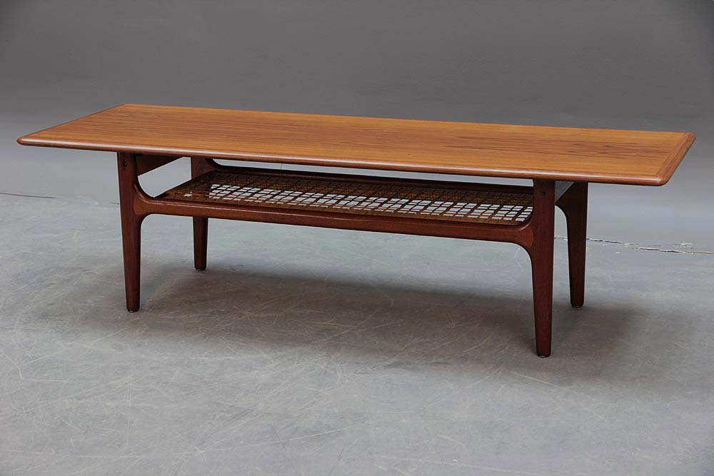 Scandinavian coffee table for 60s coffee table