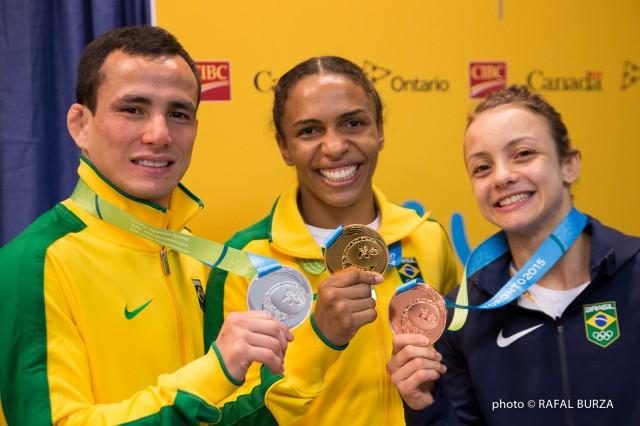 Brasileiros não fugiram das lutas