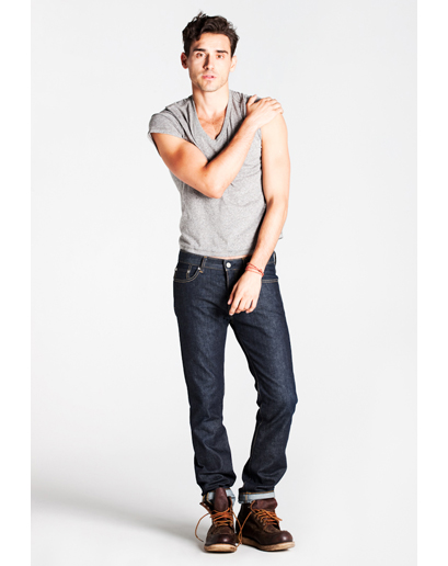 Mens high waisted jeans – Global fashion jeans models