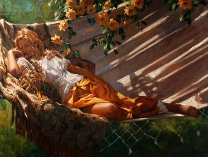 E PRIMAVARA! 13_Richard+S.+Johnson_golden-dreams