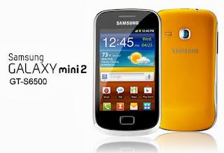 Samsung+Galaxy+Mini+2+GT+S6500 Spesifikasi dan Harga Samsung Galaxy Mini 2 GT S6500