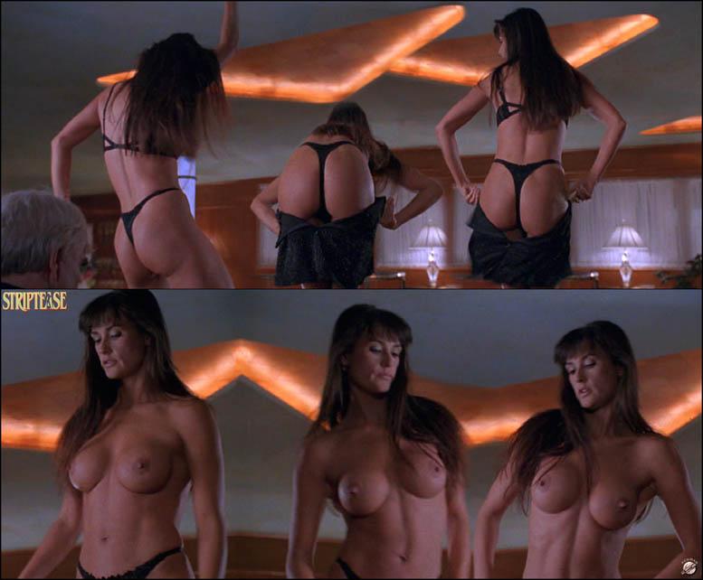 Strip tease beach movie