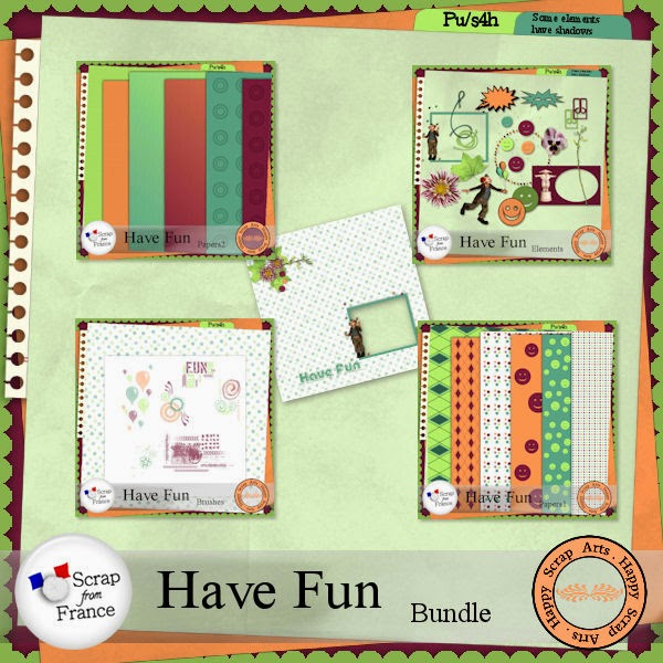 HSA Have fun bundle
