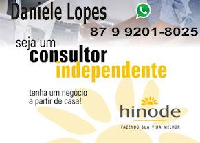 Seja mais um consultor HINODE. Saiba como aqui!