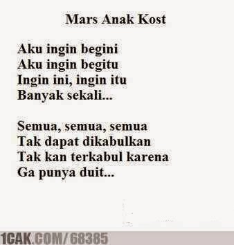 Mars Anak Kost