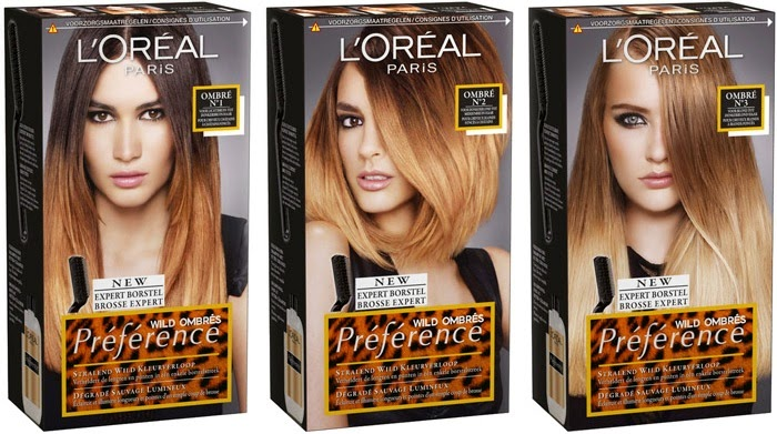 Lets Do The Sombre Loreal Feria Wild Ombre Diy Kit Redalicerao