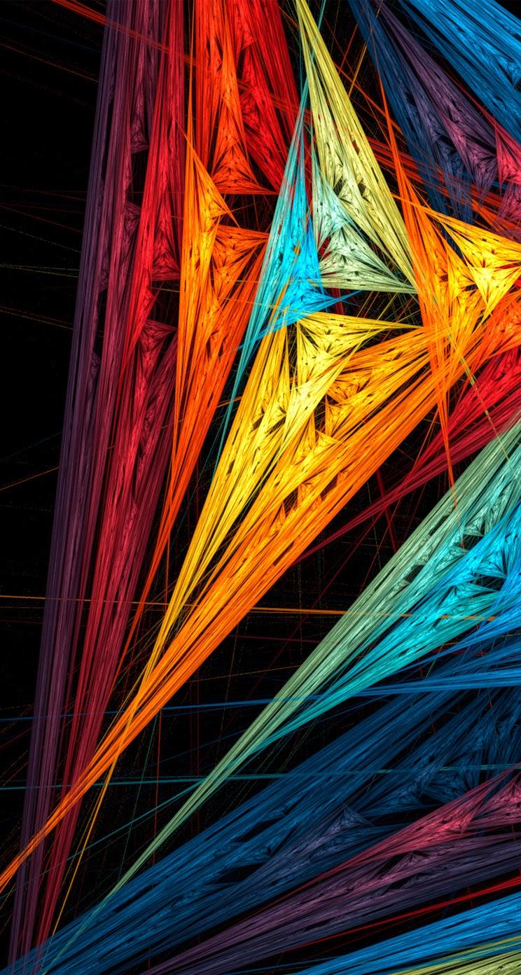 Colors Wallpaper Iphone 5, 5S & 5C