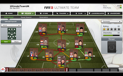 Making the most of your Starter Packs - FUT 13 Web App - FIFA 13 Ultimate Team