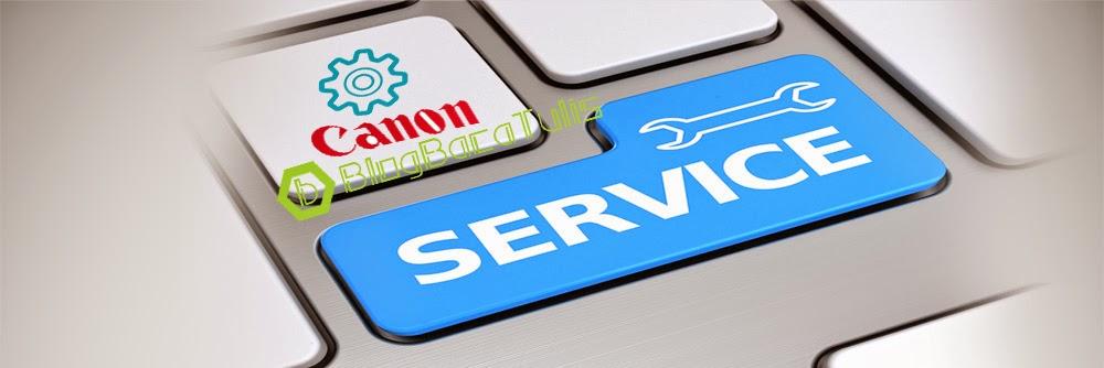 Canon Resetter :Kumpulan Service Tools Printer CANON
