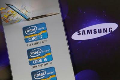Ultrabook Terbaru : Samsung Intel