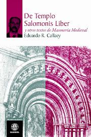 De Templo Salomonis Liber