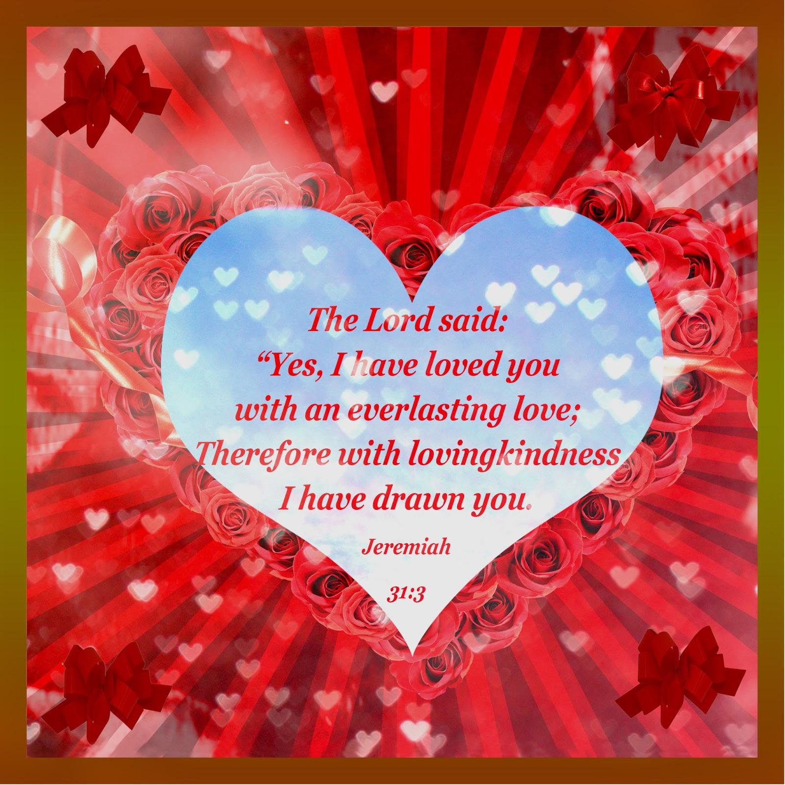 День вечной любви открытки