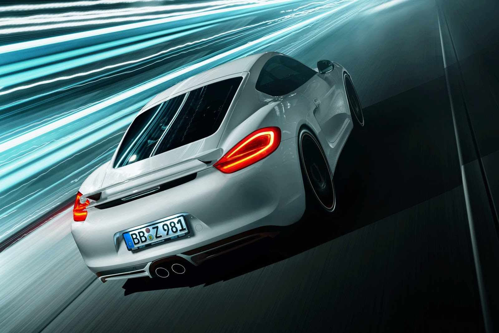 Porsche Cayman HD Picture
