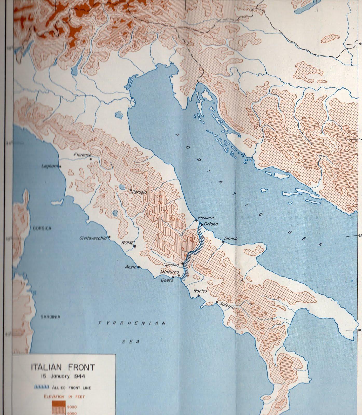 Dizionario Glossario 1945