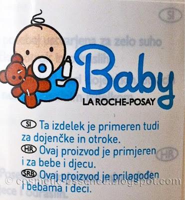 Baby Laroche Posay