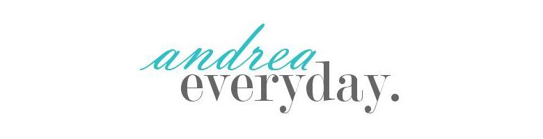 Andrea Everyday  A Personal Style and DIY Blog