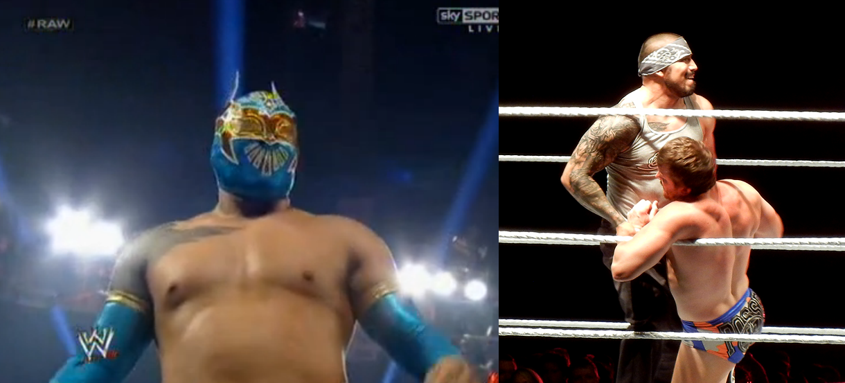 Sin Cara Real Pictures To Pin On Pinterest Tattooskid