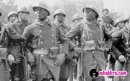 pasukan Jenderal De Gaulle