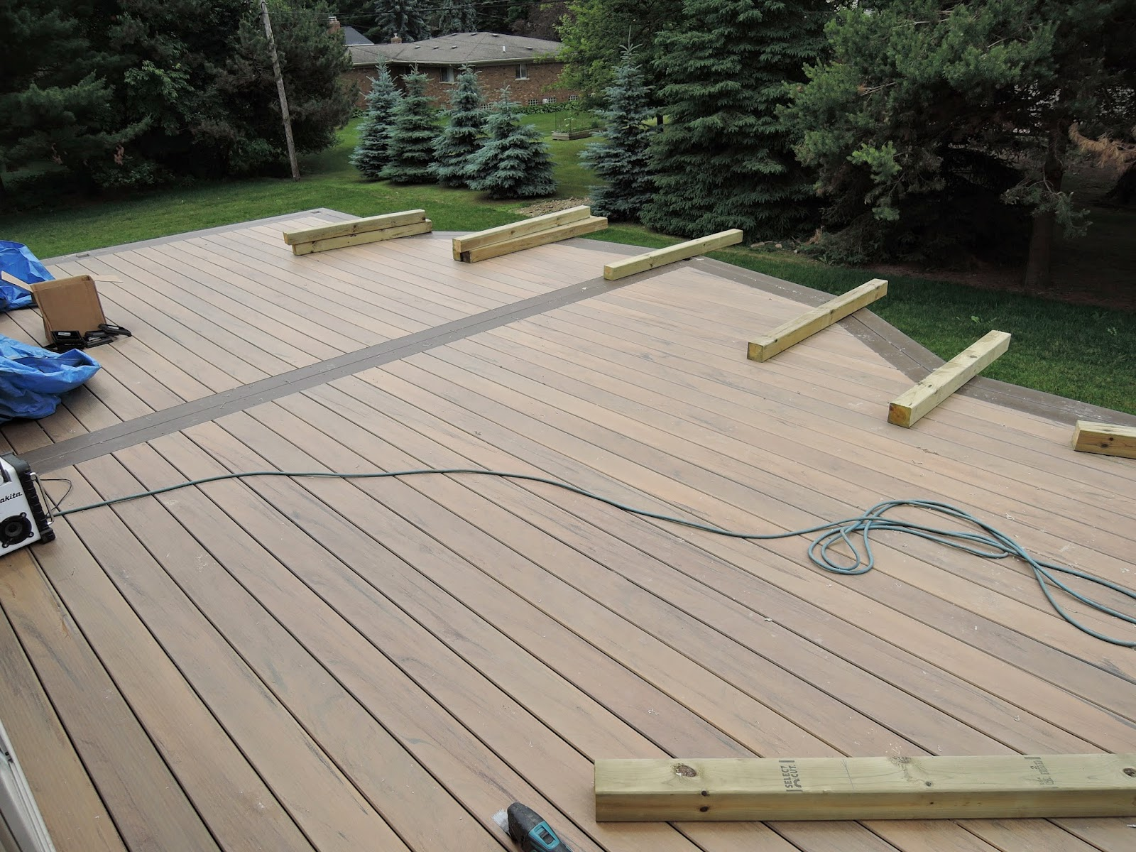 Outdoor Living Building Composite Decks Rochester Hills MI