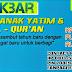 Sedekah Akbar bersama 1077 Anak Yatim dan Penghafal Al-Qur'an