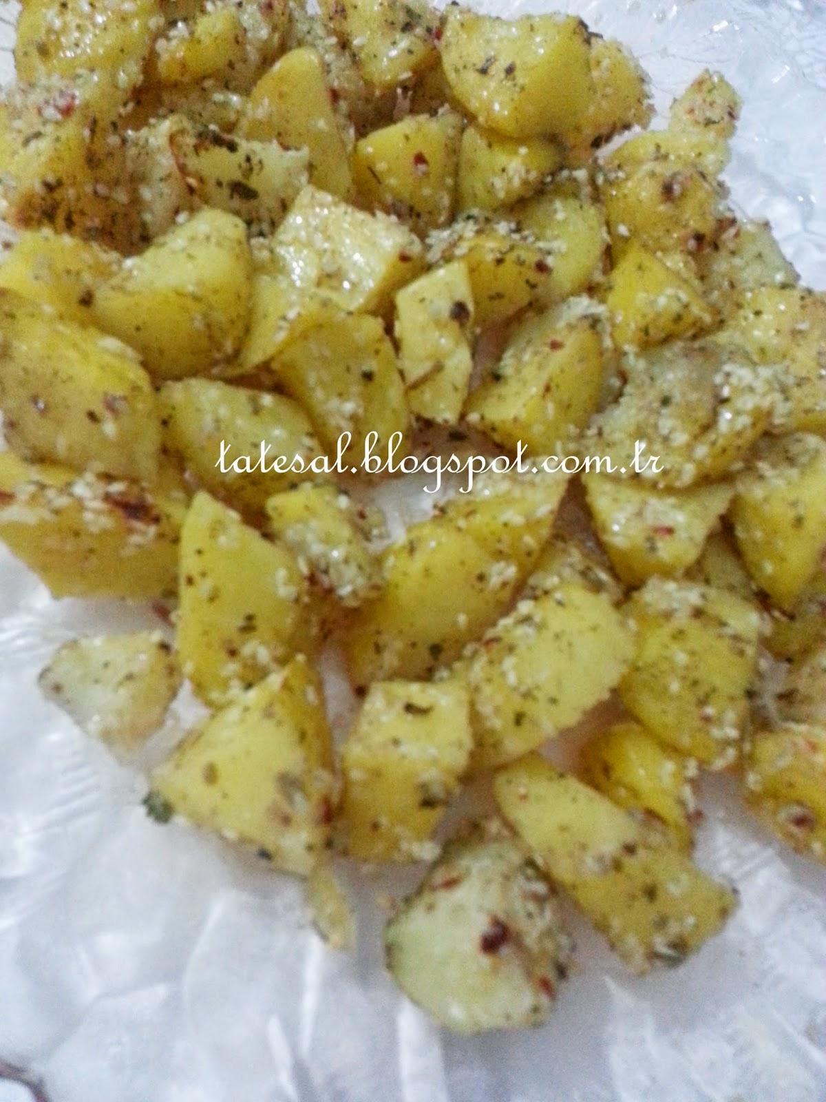 Kiraz Dünyası: Kremalı Patates