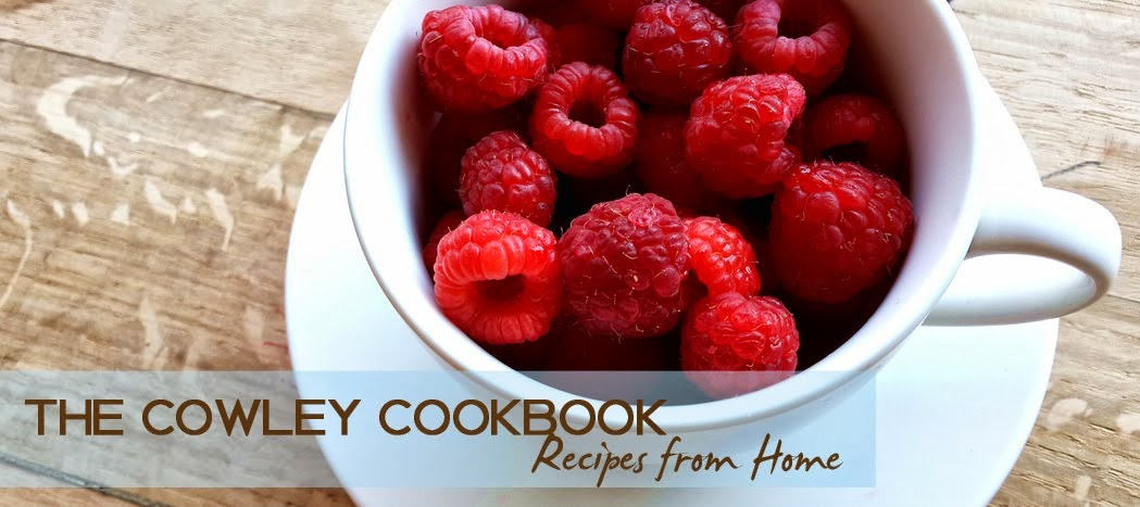 The Cowley Cookbook
