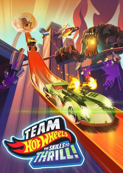 Team Hot Wheels The Skills to Thrill (2015)
