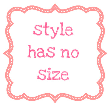 Motivation Mondays: Style Has No Size | Pretty Pear Bride