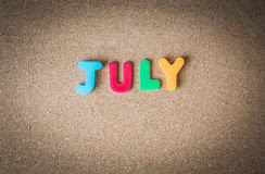 July Quote