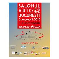 Salonul Auto Bucuresti si Accesorii 2015