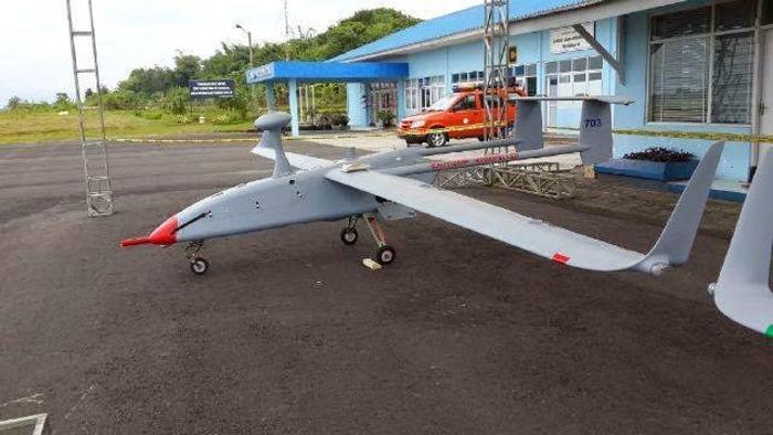 UAV Aerostar TNI