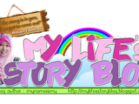 My Life's Story Blog First Giveaway