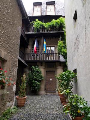 Casa de Bernadotte en Pau