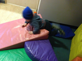 Toddler - Rough and Tumble Play