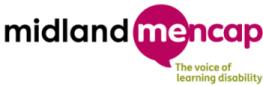 Midland Mencap - Home