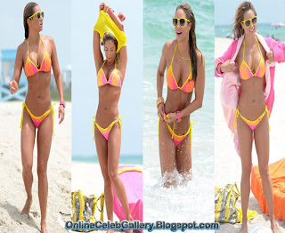 Jennifer Nicole Lee Bikini, Jennifer Nicole Lee Miami Beach