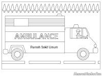 Gambar Mobil Ambulance