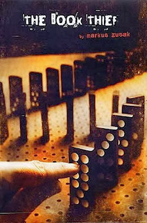 The Book Thief Markus Zusak book cover