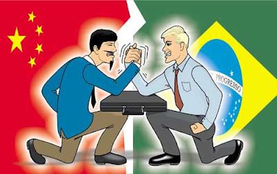 Brasil buscará reivindicarse ante China