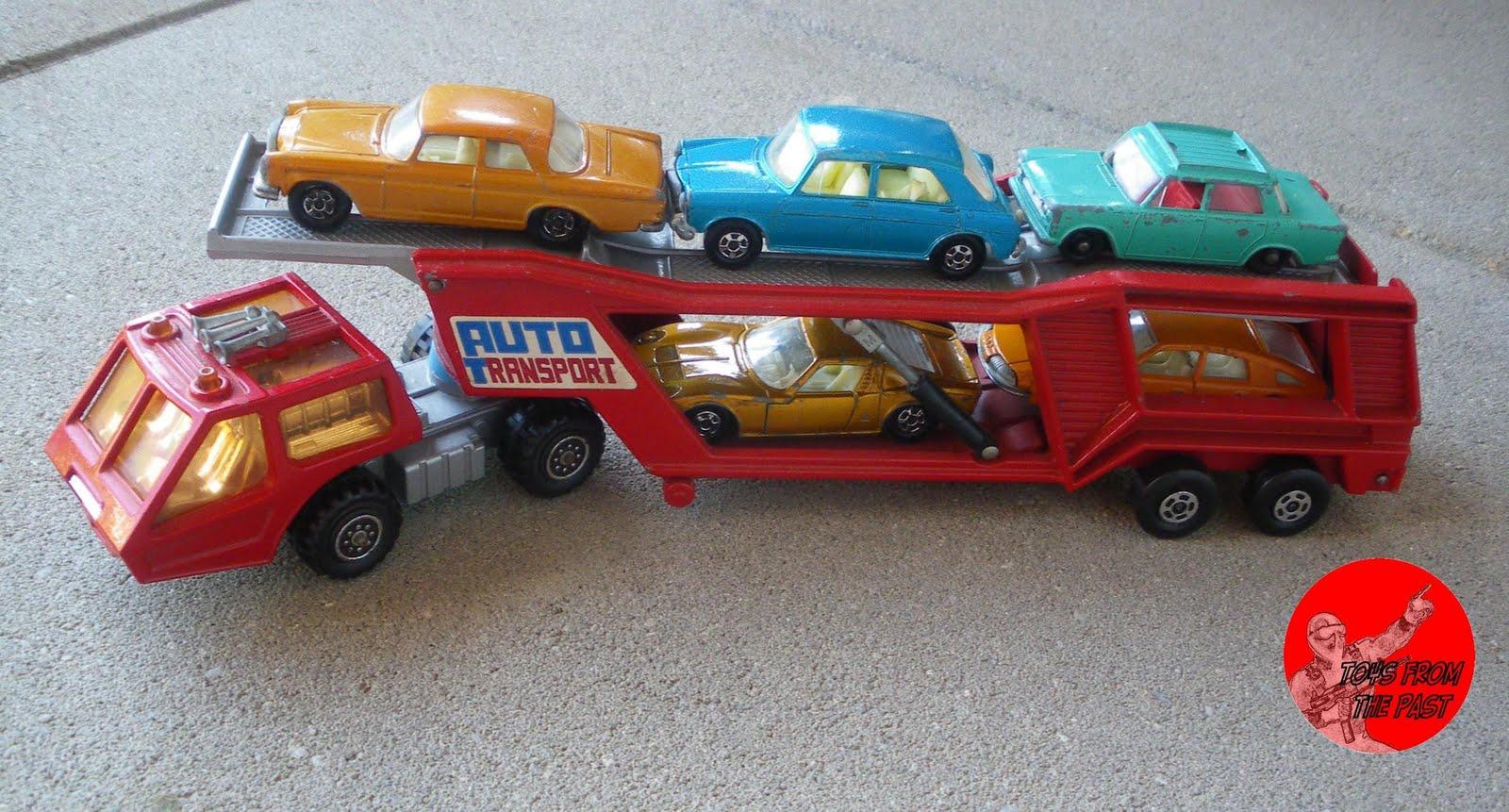 Car Transporter Trailer Hire Blackpool